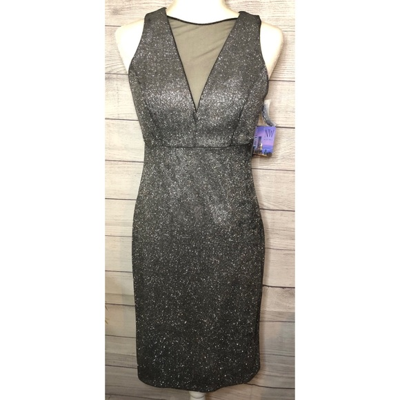 Night Way Collections Dresses & Skirts - Night Way Sparkle Dress